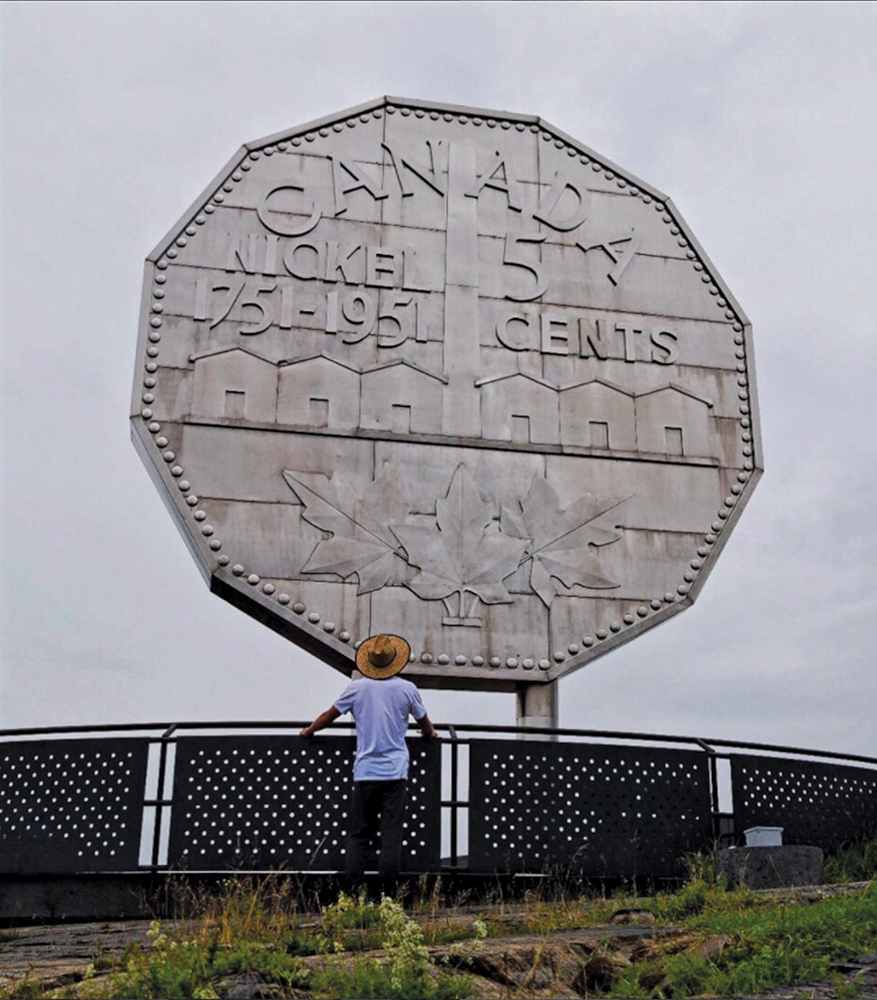 The Big Nickel / Le Big Nickel